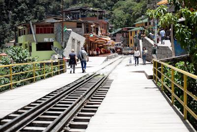Machu Picchu ~道のり編 ③クスコからマチュピチュ村へ~