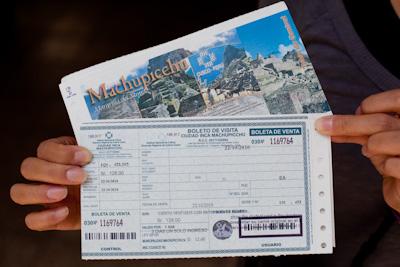 Machu Picchu ~道のり編 ④マチュピチュ村からマチュピチュへ~